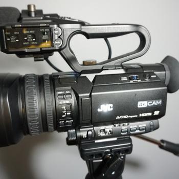 Rent JVC HM170U 4K Video Camera