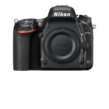 Rent Nikon D750 FX-format Digital SLR Camera Body (Full-Frame)