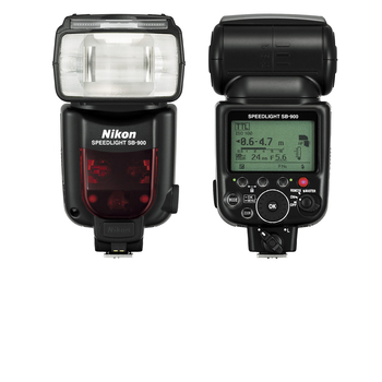 Rent Nikon SB-900 AF Speedlight Flash for Nikon Digital SLR Cameras (FX+DX)