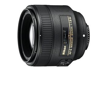 Rent Nikon AF FX NIKKOR 85mm f/1.8G Fixed Lens with Auto Focus for Nikon DSLR Cameras