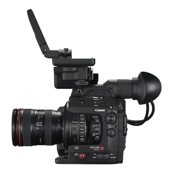 Rent Canon c300 Mark II - EF Mount w/2 Canon L series lenses