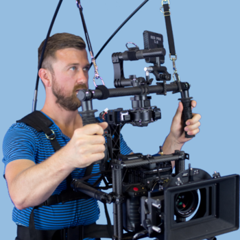 Rent DJI Ronin Stabilizer with Atlas Camera Support