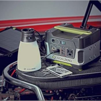 Rent GoalZero YETI 150 portable charging station