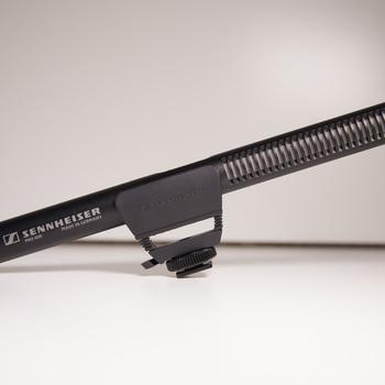 Rent Sennheiser MKE 600 - Shotgun Microphone