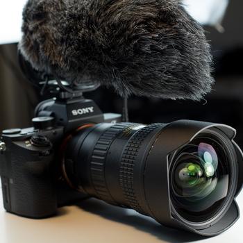 Rent Sony A7S II  (4K Video Package)