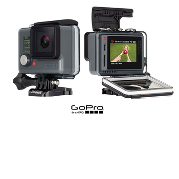 Rent GoPro Hero+ LCD HD 1080p Video and 8MP Photos Wi-Fi Bluetooth