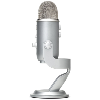 Rent Blue Yeti USB Condenser Microphone w/Dragonpad Pop Filter