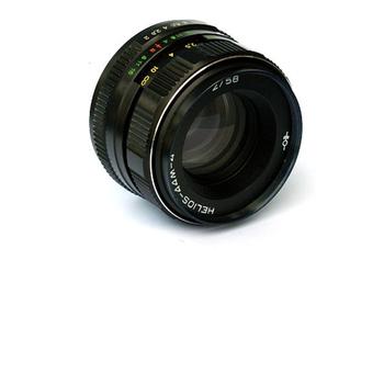 Rent Zenit Helios 44m-4 58mm f/2  Prime Lens M42 Mount w/Nikon F Adapter (USSR/Jupiter Factory 1986)