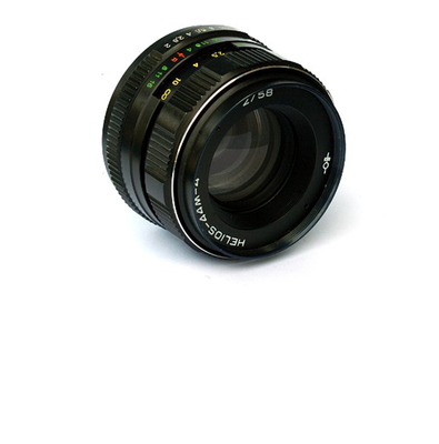 Rent A Zenit Helios 44m 4 58mm F/2 Prime Lens M42 Mount W