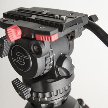 Rent Sachtler FSB-8 CF Tripod + Floor Spreader