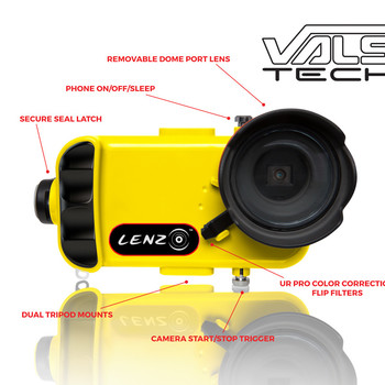 Rent Underwater Housing for iPhone 6/6s or 7