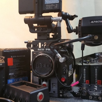 Rent Red Scarlet Dragon kit ready to go