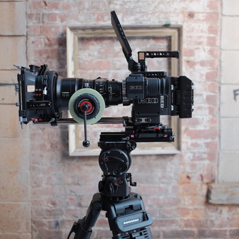 Rent Weapon Helium with Fujinon Cabrio 19-90 (Complete Kit)