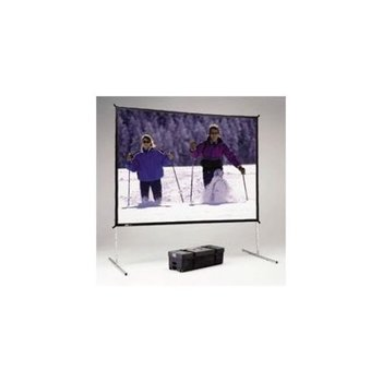 Rent Projection Screen 6ft. x 8ft. complete kit w/Da-Mat front projection material