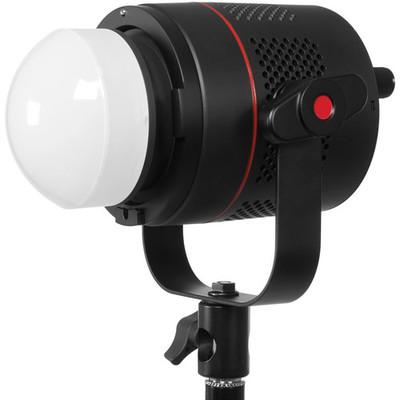 Fiilex flxa006 dome diffuser mounted