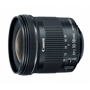 Rent COMPACT ULTRA-WIDE ANGLE Canon EF-S 10-18mm f/4.5-5.6 IS STM Lens