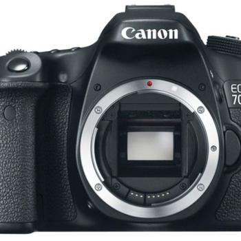 Rent Canon EOS-70D Camera