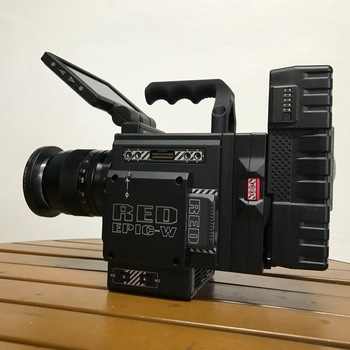 Rent RED EPIC-W 8k Cinema Camera