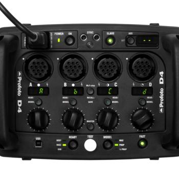 Rent Profoto D4 2400 Pack + 3 Heads & MORE - Full Kit