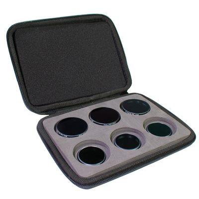 Polarpro 6 pack filter case fuer x5 filter 06043 1653360