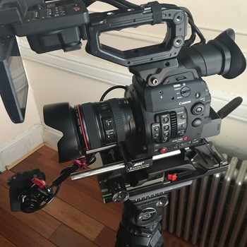 Rent Canon C300 Mark II Complete Kit