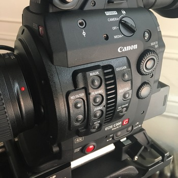 Rent Canon C300 Mk II Complete Kit