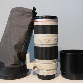 Rent Canon EF 70-200mm f/4L USM IS Lens
