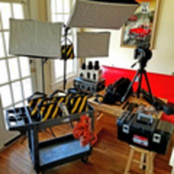 Rent Full Production Package #1 w/ Black Magic Ursa Mini 4k