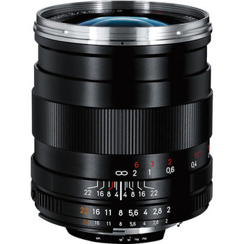 Rent Zeiss Distagon T* 28mm f/2.0 Lens with ZF.2 Mount for Nikon F Mount