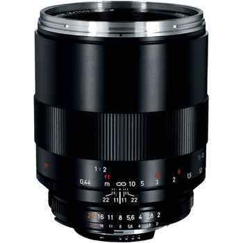 Rent Zeiss Makro-Planar T* 100mm f/2 ZF.2 Lens for Nikon F-Mount