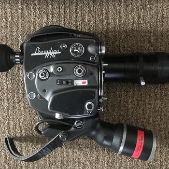 Rent 16 mm camera Beaulieu r16 + lens