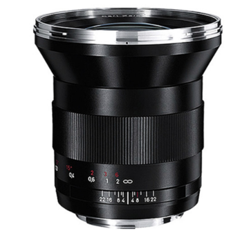 Rent Zeiss 21mm ZE Distagon for Canon