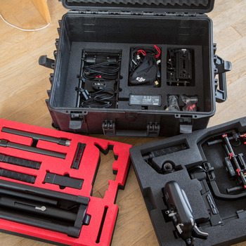 Rent Ronin-MX Gimbal Stabilizer For Cameras Up To 10 LBs and REDs