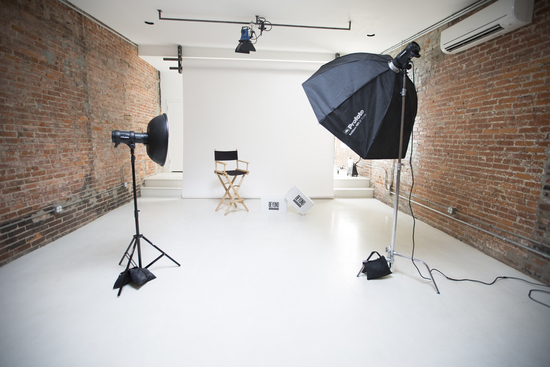 Photostudio profoto