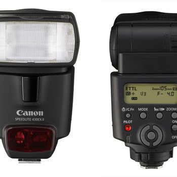 Rent Canon 430exii Flash