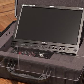 "Rent CM171 // 17"" HD 10-bit Broadcast Monitor"