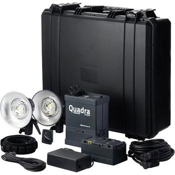 """Rent Elinchrom Quadra Ranger Hybrid Kit with 2 """"S"""" Heads"""