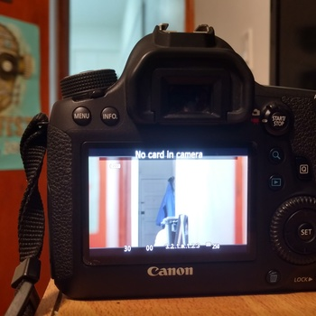 Rent Canon 6D w/ Rokinon 85mm 1.4 lens
