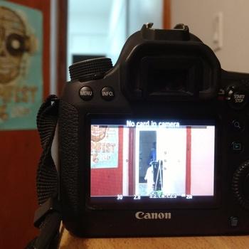 Rent Canon 6D w/ 50mm 1.4 lens