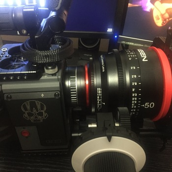 Rent Red Scarlet Weapon