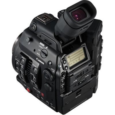 Lgcanon c300 mark ii pl mount cinema camcorder 4