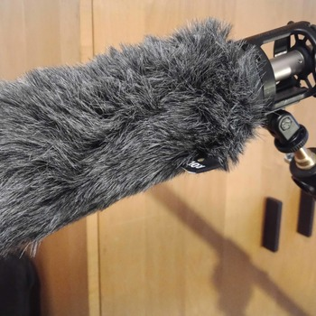 Rent Interview Mic Kit: Rode NTG3 Shotgun Mic + Manfrotto 420B Combination Boom/Stand + OST801 Lavalier/Zoom H1