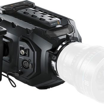 Rent Blackmagic Design URSA Mini 4.6K (EF)