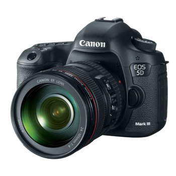 Rent Canon EOS 5D Mark III with EF 24-105mm f/4 L Lens
