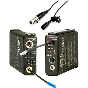 Rent Lectrosonics UCR100 LMa Lavalier mic set #2