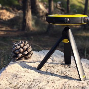 Rent 4K 3D VR Camera - Vuze Stereoscopic