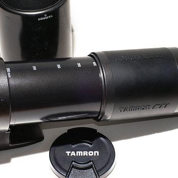 Rent Tamron 200-400mm Camera Lens