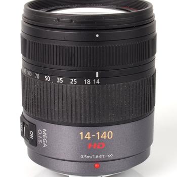 Rent Lumix 14-140mm Camera Lens