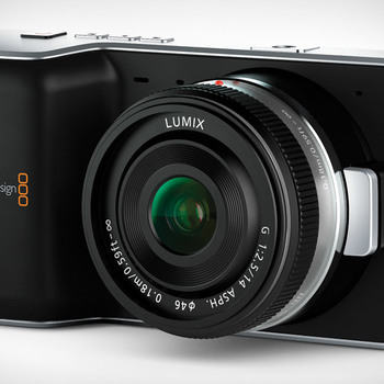 Rent Black Magic Pocket Cinema Camera