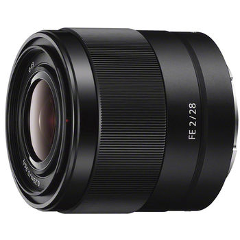 Rent Sony FE 2/28 Camera Lens